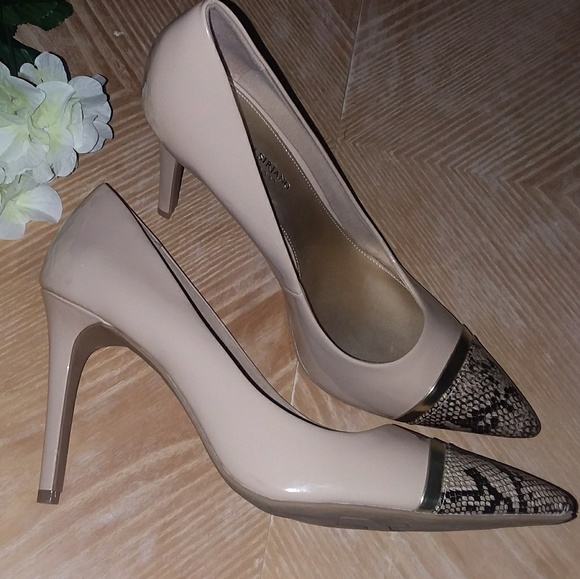 8a383c4f0656 Christian Siriano Shoes - CHRISTIAN SIRIANO FOR PAYLESS NUDE HEELS